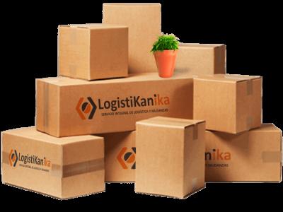 servicio de logistica y mudanza Ecuador